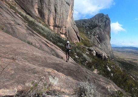 Le parc national Andringitra à Madagascar pour la randonnée