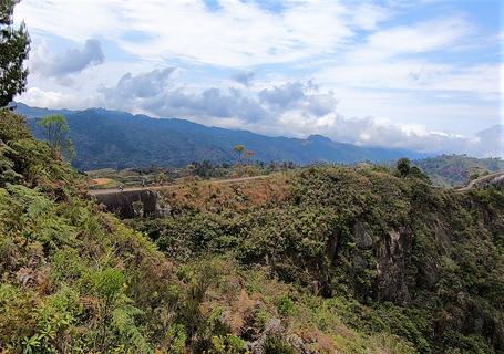 Randonnée et trail dans le pays Zafimaniry à Madagascar